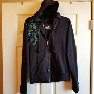 O'Neill distressed hoodie size Large